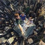 Захватывающие экстремальные фотографии