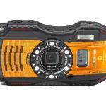 Защищенный фотоаппарат Ricoh WG-5 GPS