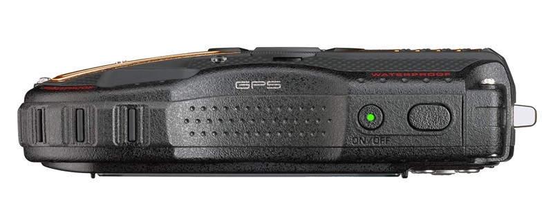 Защищенный фотоаппарат Ricoh WG-5 GPS 3