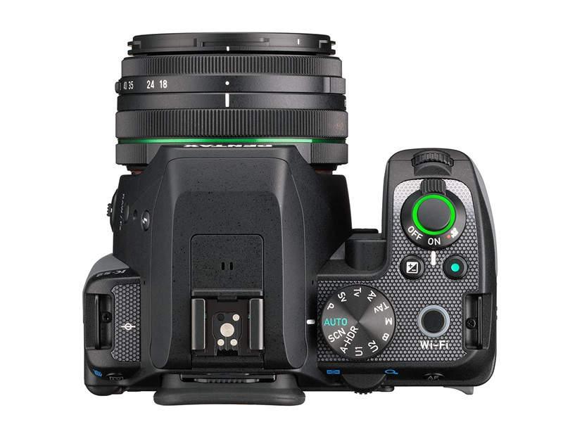 Зеркальный фотоаппарат Ricoh Pentax K-S2 3