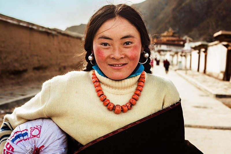 Женская красота разных народов мира