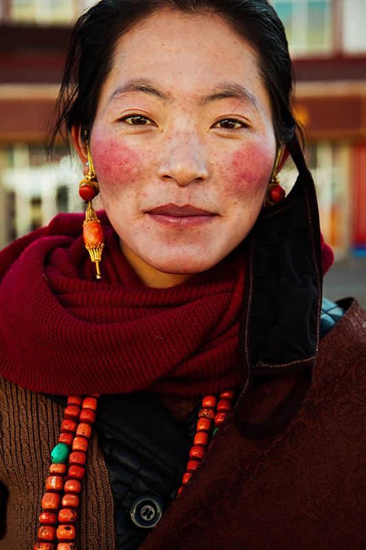Фотограф Михаэль Норок (Mihaela Noroc). Женская красота разных народов мира
