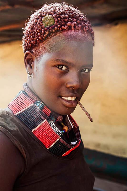 Женская красота разных народов мира Фотограф Михаэль Норок (Mihaela Noroc)