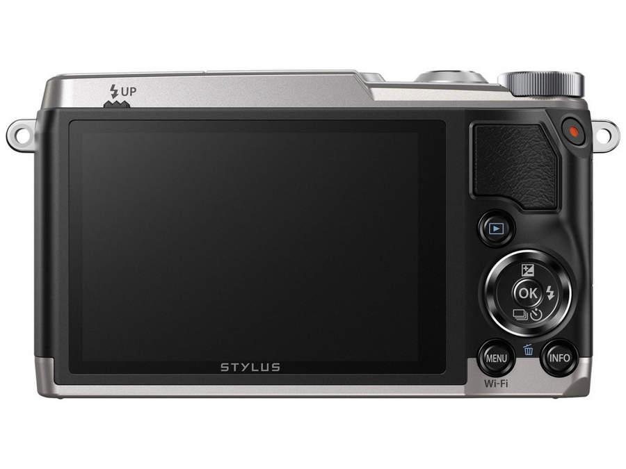 Беззеркальный фотоаппарат Olympus Stylus SH-2 2