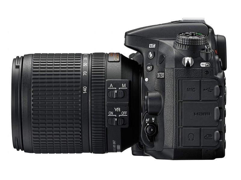 Фотоаппарат для энтузиастов Nikon D7200 2