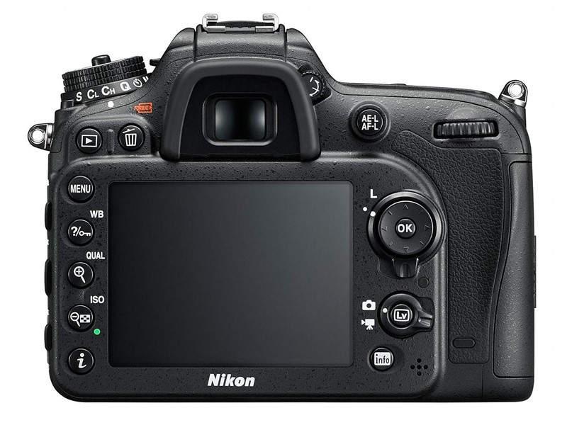 Фотоаппарат для энтузиастов Nikon D7200 3