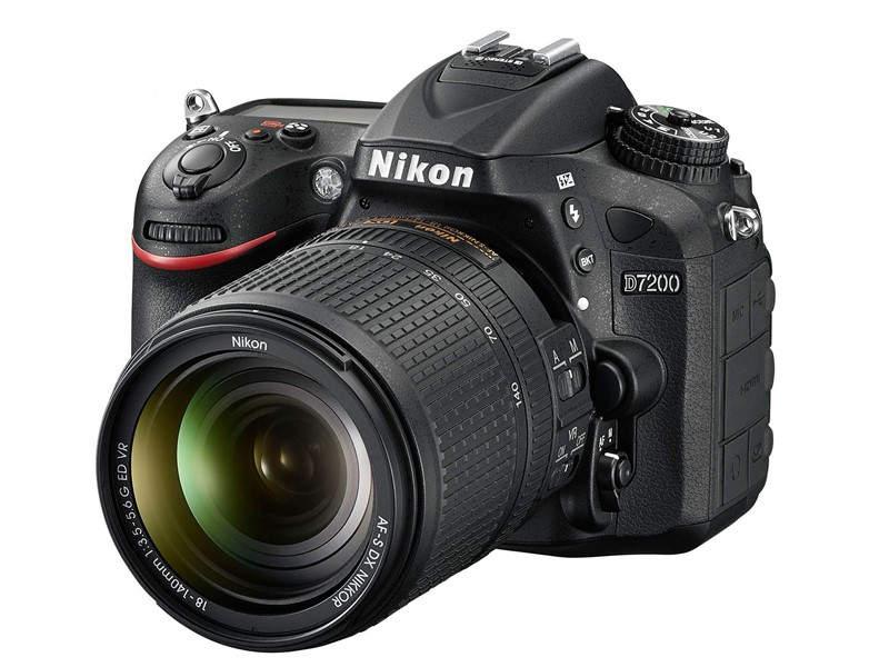 Фотоаппарат для энтузиастов Nikon D7200