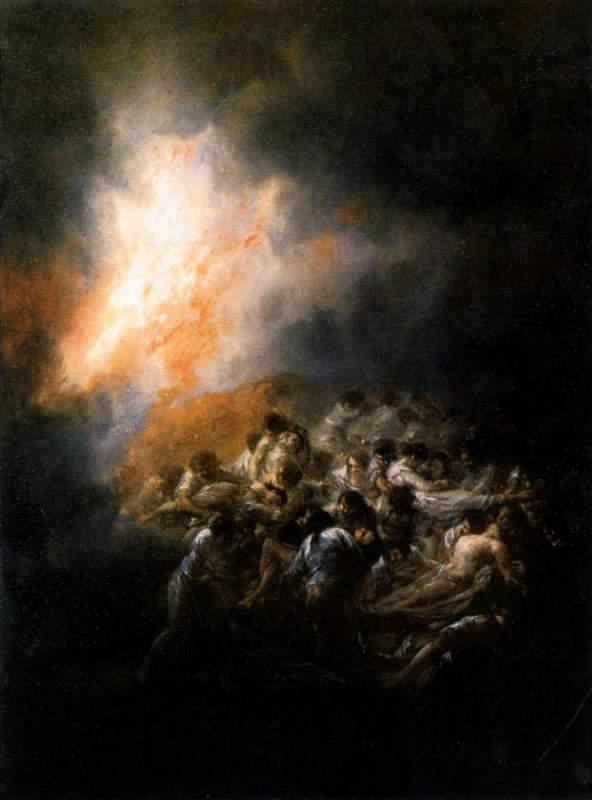 Франсиско Гойя (Francisco Goya) - величайший испанский живописец 11