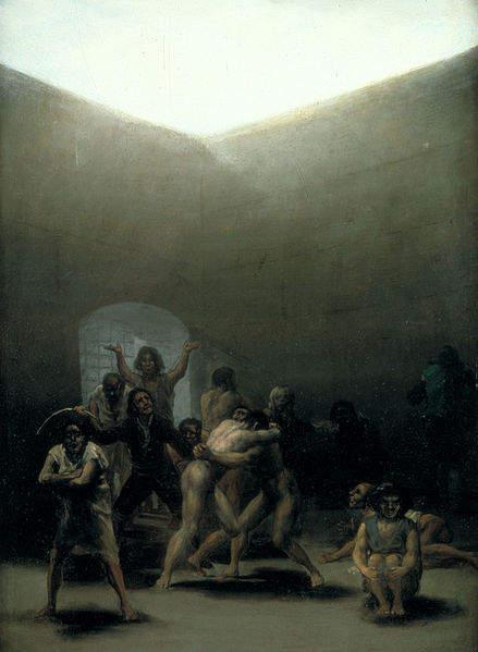 Франсиско Гойя (Francisco Goya) - величайший испанский живописец 2