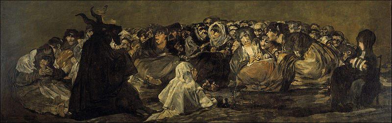 Франсиско Гойя (Francisco Goya) - величайший испанский живописец 3