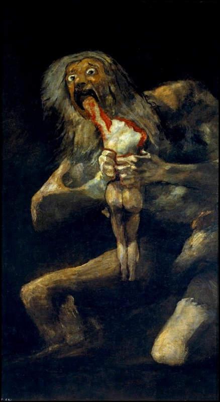 Франсиско Гойя (Francisco Goya) - величайший испанский живописец 5