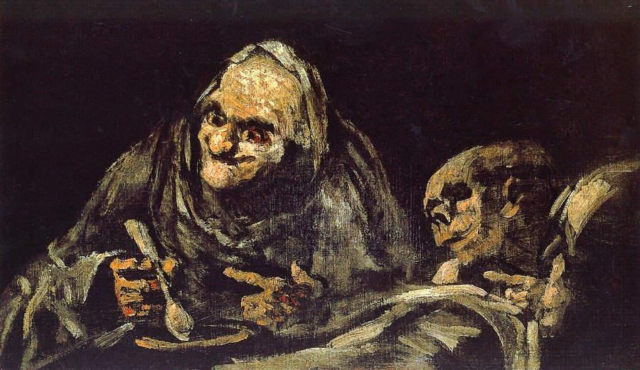 Франсиско Гойя (Francisco Goya) - величайший испанский живописец 6