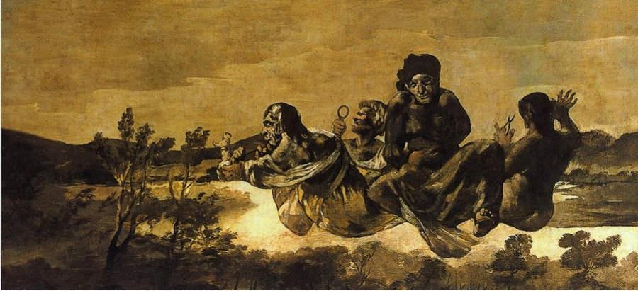 Франсиско Гойя (Francisco Goya) - величайший испанский живописец 7