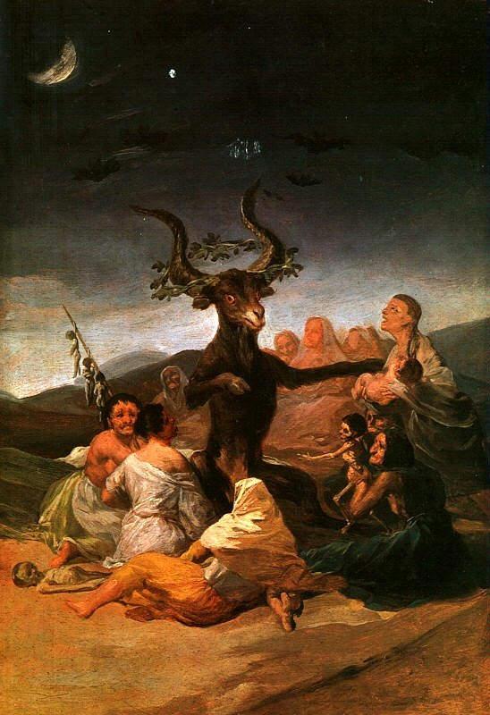 Франсиско Гойя (Francisco Goya) - величайший испанский живописец 8