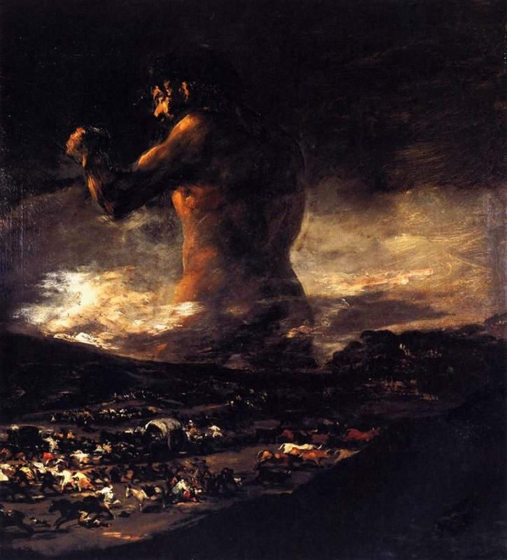 Франсиско Гойя (Francisco Goya) - величайший испанский живописец 9