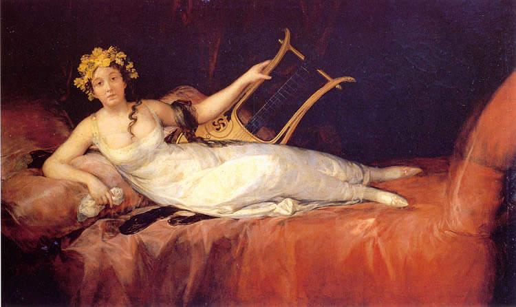 Франсиско Гойя (Francisco Goya) - величайший испанский живописец
