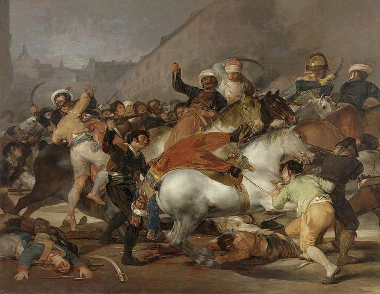 Франсиско Гойя - величайший испанский живописец 10