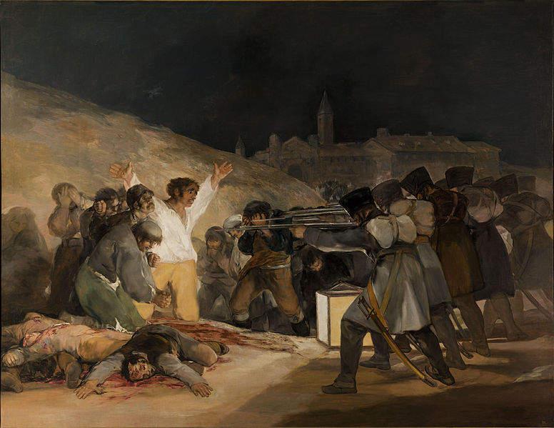 Франсиско Гойя - величайший испанский живописец 2