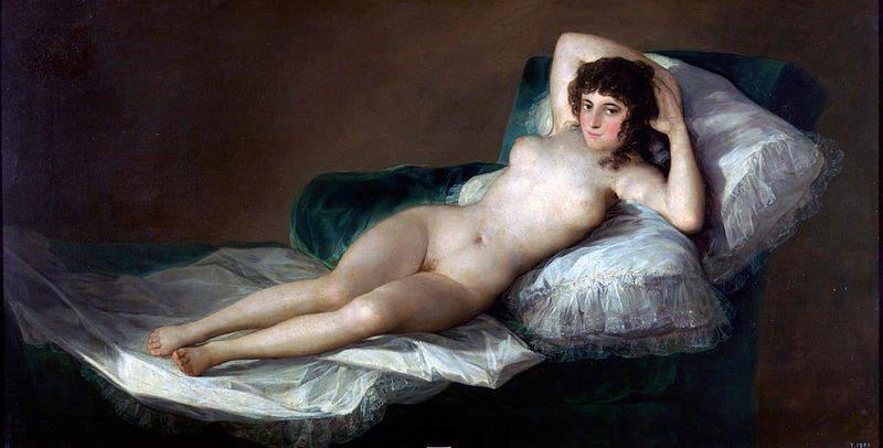Франсиско Гойя - величайший испанский живописец 3