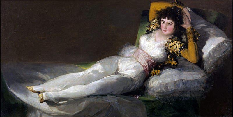 Франсиско Гойя - величайший испанский живописец 4