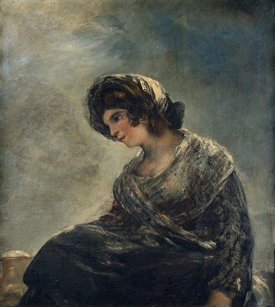 Франсиско Гойя - величайший испанский живописец 5