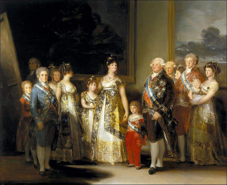 Франсиско Гойя - величайший испанский живописец 7