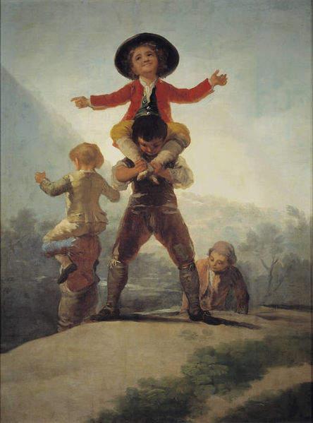 Франсиско Гойя - величайший испанский живописец 9