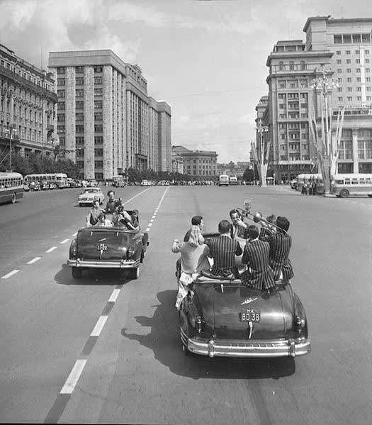 История в фотографиях (1957-1959) 2