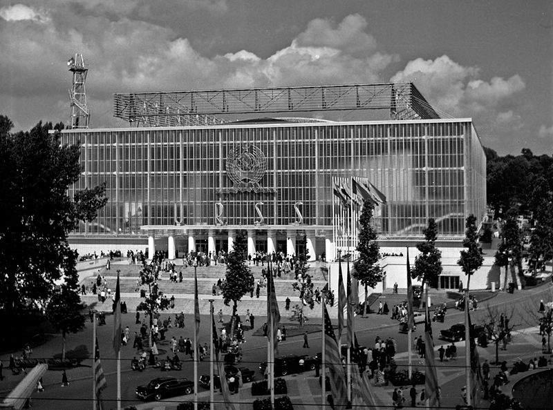 История в фотографиях (1957-1959) 4