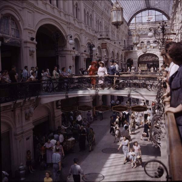 История в фотографиях (1957-1959) 9