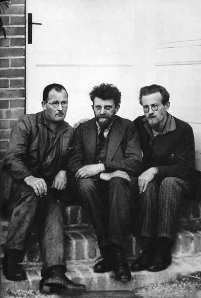 «Люди 20-го века» Август Зандер (August Sander) 11