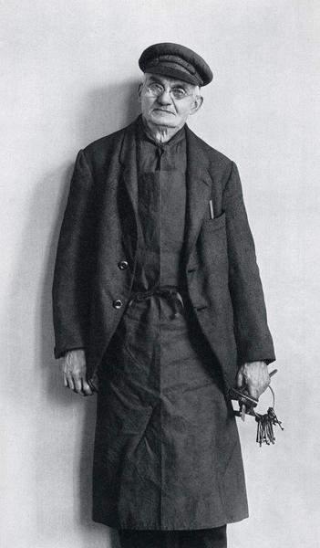 «Люди 20-го века» Август Зандер (August Sander) 9