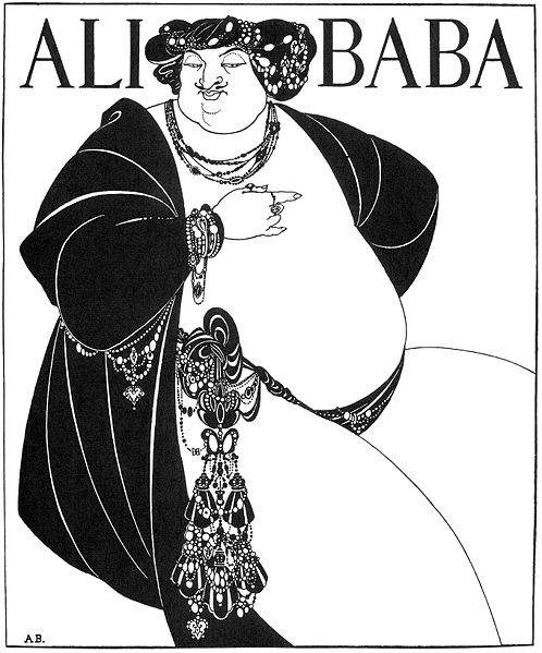 Обри Бёрдслей (Aubrey Beardsley) и графика модернизма 13