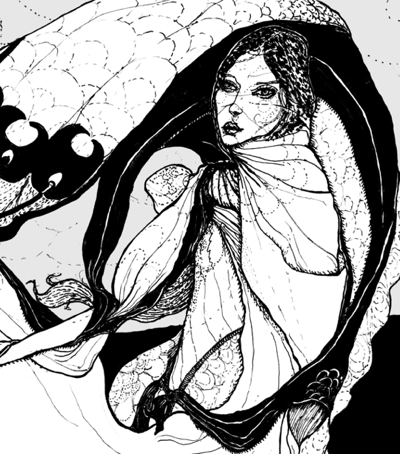 Обри Бёрдслей (Aubrey Beardsley) и графика модернизма 18