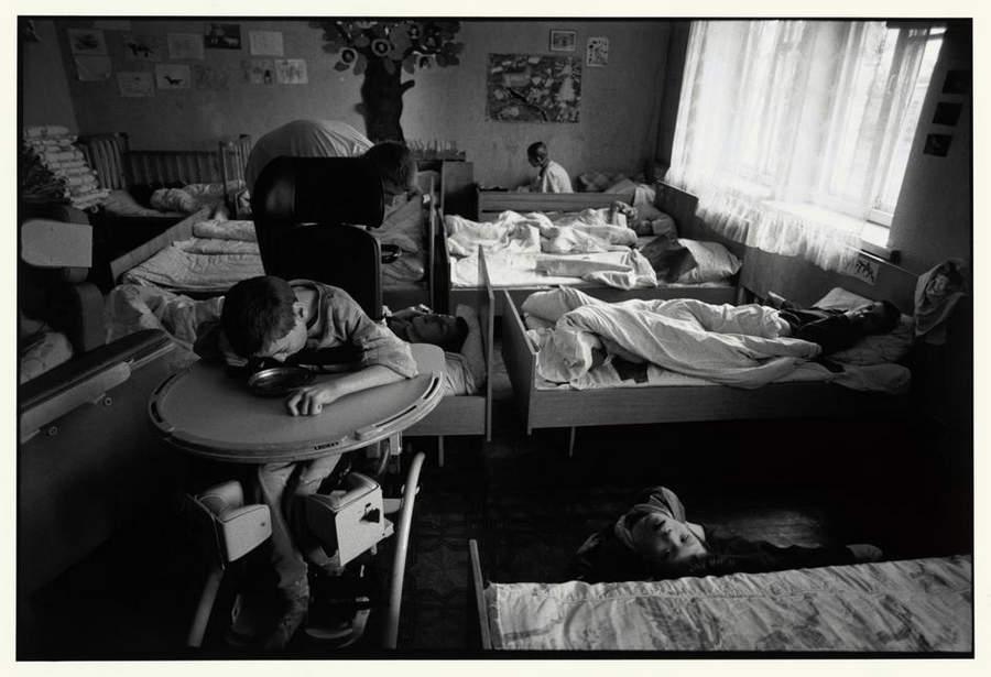«Последствия радиации на Чернобыле, 1997-2000» Пола Фуско (Paul Fusco) 24