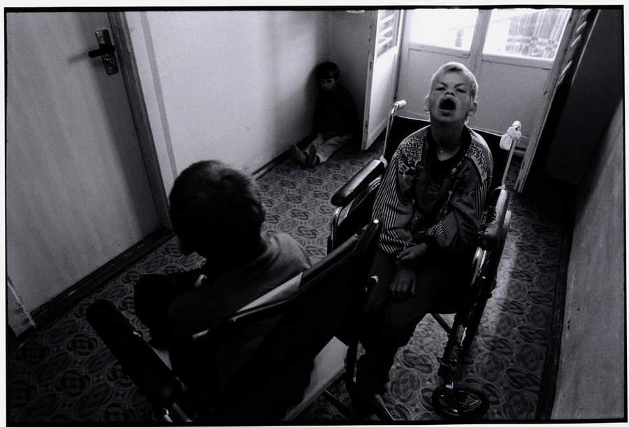 «Последствия радиации на Чернобыле, 1997-2000» Пола Фуско (Paul Fusco) 28