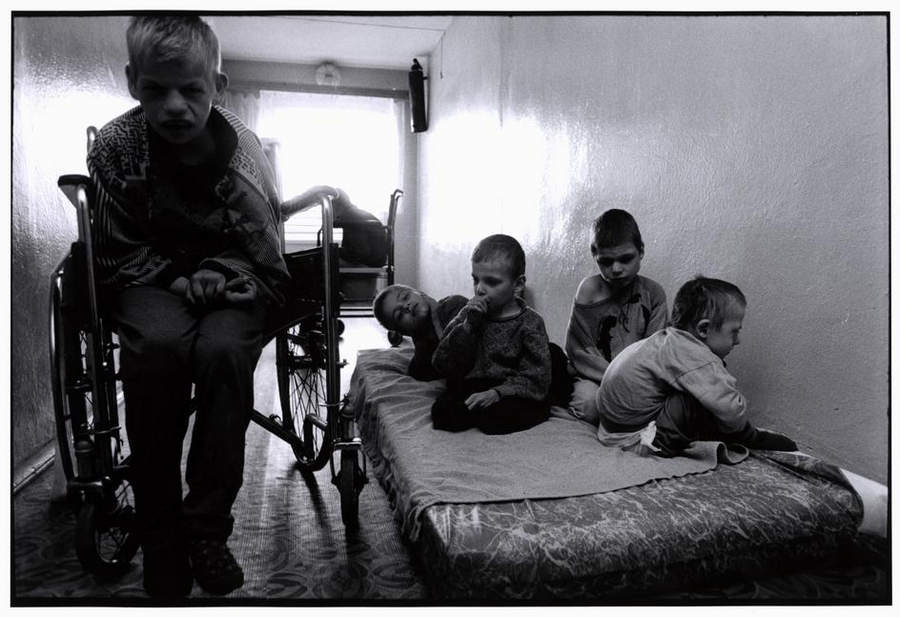 «Последствия радиации на Чернобыле, 1997-2000» Пола Фуско (Paul Fusco) 29