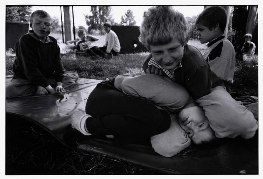 «Последствия радиации на Чернобыле, 1997-2000» Пола Фуско (Paul Fusco) 30