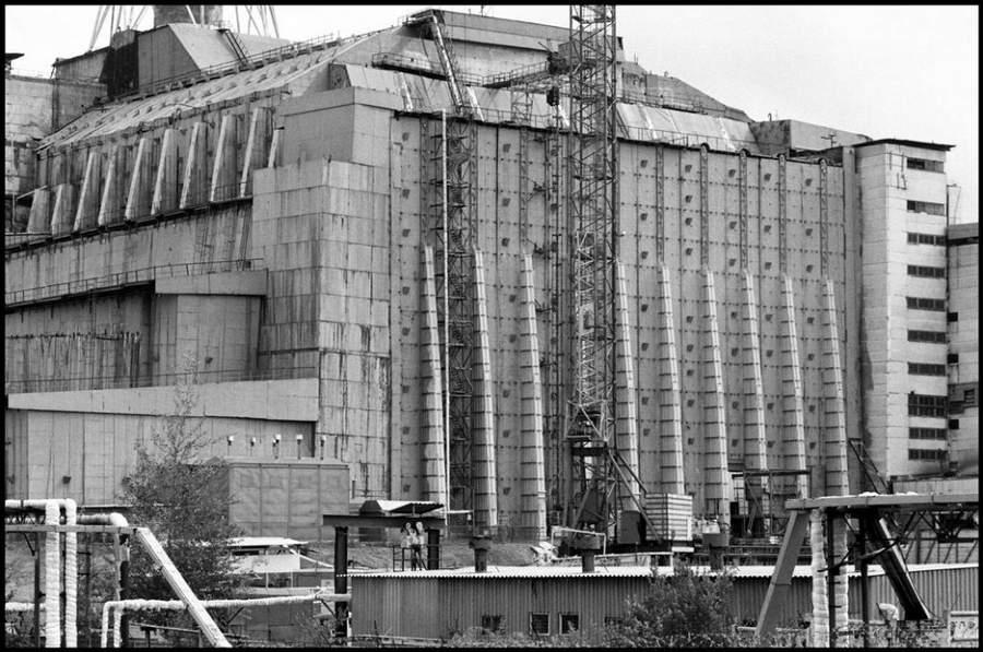 «Последствия радиации на Чернобыле, 1997-2000» Пол Фуско (Paul Fusco)