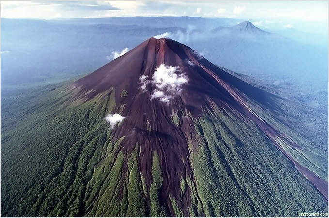 Ulawun volcano tourism destinations