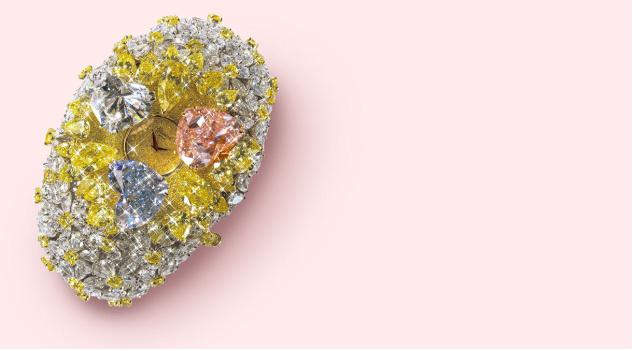 Самые роскошные часы 2014 года Топ-10 Chopard 210 Carat
