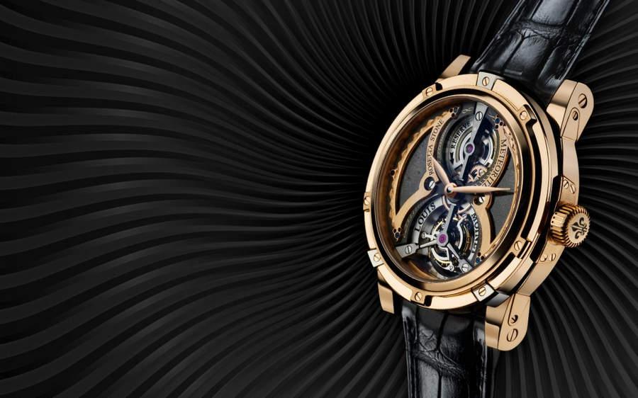 Самые роскошные часы 2014 года Топ-10 Louis Moinet Meteoris