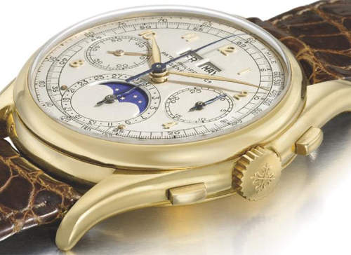 Самые роскошные часы 2014 года Топ-10 Patek Philippe Ref 1527