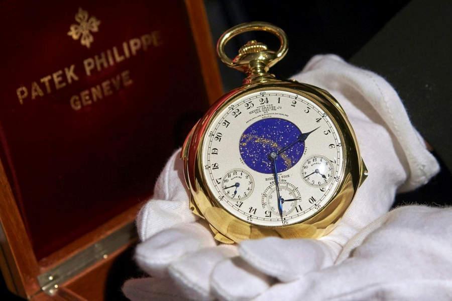 Самые роскошные часы 2014 года Топ-10 Patek Philippe Supercomplication
