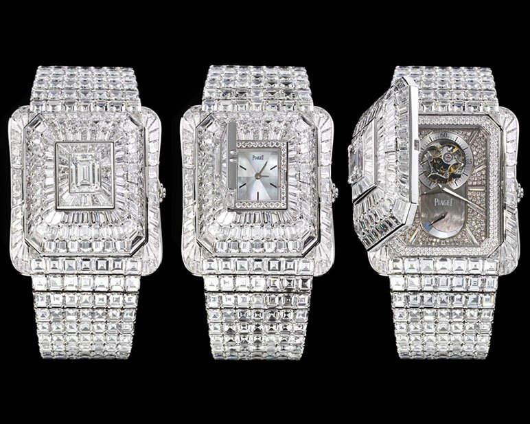 Самые роскошные часы 2014 года Топ-10 Piaget Emperador Temple