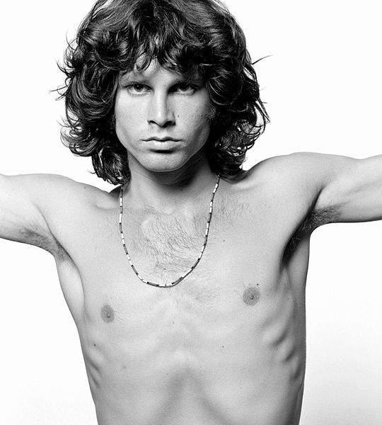 Топ-10 «Клуба 27» Джим Моррисон (Jim Morrison)