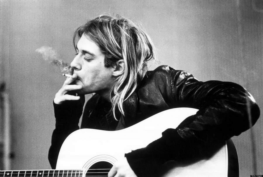 Топ-10 «Клуба 27» Курт Кобейн (Kurt Cobain)