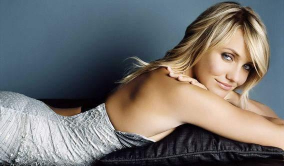 Топ-10 самых красивых актрис Голливуда 2014 года Камерон Диаз (Cameron Diaz)
