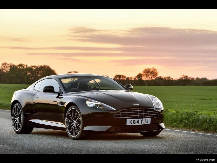 Топ-10 самых роскошных автомобилей 2015 года Aston Martin