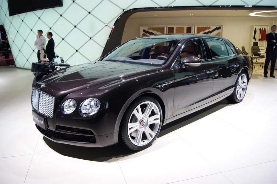 Топ-10 самых роскошных автомобилей 2015 года Bentley